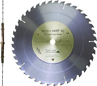 micro kerf circular saw blade