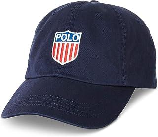 Polo Ralph Lauren Men`s Polo Shield Cotton Twill Chariots Cap