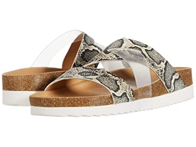 Lucky Brand Hafina (Natural/Clear) Women