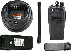 Motorola MOTOTRBO CP200d Analog-Only two-way radio - VHF - AAH01JDC9JC2-N