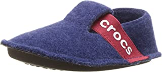 crocs Classic Slipper, Pantuflas Unisex Niños, Rojo (Pepper), 24/25 EU