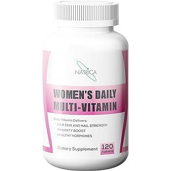 Natrica Women's Multi-Vitamin, 120Count