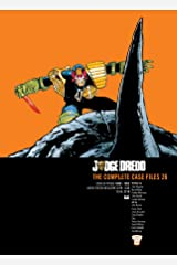Judge Dredd: The Complete Case Files 26 Kindle Edition
