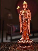 PPCP Western Three Holy Buddha Statues Large Resin Gold Plated Trend to Guanyin Bodhisattva Amitabha Golden Buddha Ornamen...
