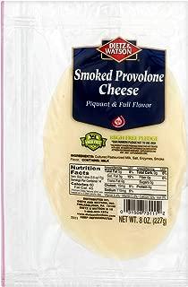 Dietz & Watson Pre-Sliced Provolone Cheese, 8 oz