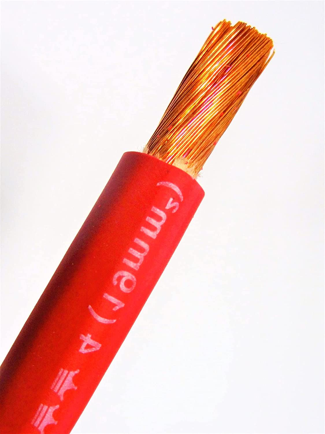 New 150' FT EXCELENE 4 AWG Leads Gauge RED Battery Recommendation Mail order cheap Cable Welding