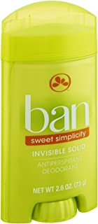 Ban Inv Sld Sweet Surrend Z Ban Sweet Surrender Invisible Solid Pack of 8 Multi