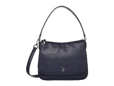 Kate Spade New York Polly Medium Convertible Flap Shoulder Bag