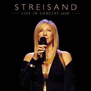 """Love Theme From """"A Star Is Born"""" (Evergreen) (Live in Concert)"""