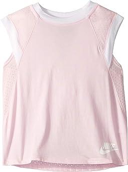 Pink Foam/White/White