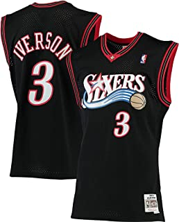 Amazon.com: youth allen iverson jersey