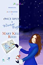 Once Upon a Winter Night (Blue Hills Mysteries Book 2)