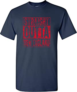 UGP Campus Apparel Straight Outta Hometown Pride Mens T-Shirt