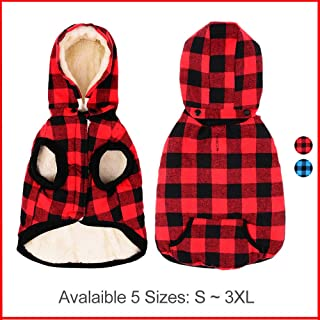Best plaid jacket for dog Reviews