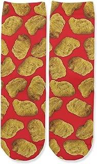 Function - Kids Chicken Nuggets Pattern Youth Boys Girls Children Fashion Socks