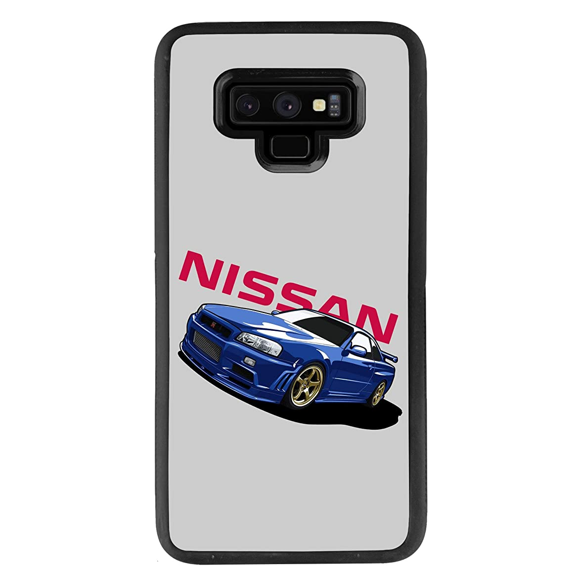 Nissan GT-R R34 Phone Case (Samsung Note 9)