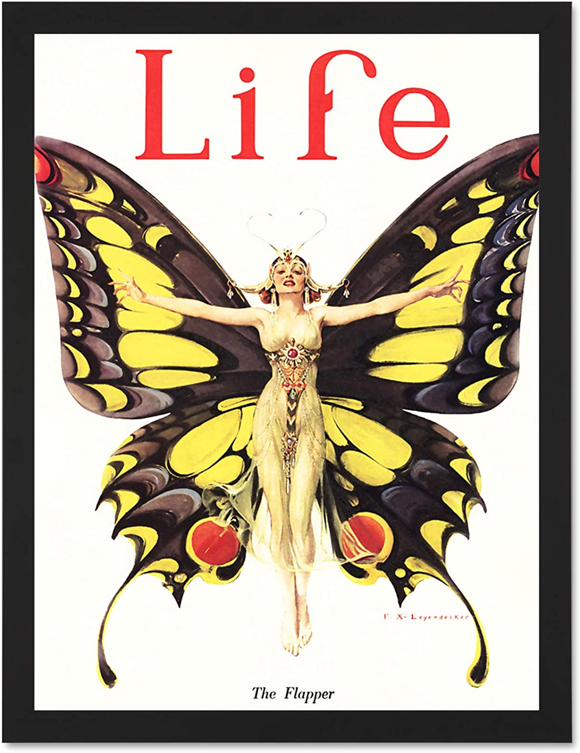Wee Blue 21 model Coo Magazine 21 Life Art Dancer Butterfly ...