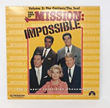 Mission Impossible 1996 LaserDisc - Volume 2: The Carriers/The Seal