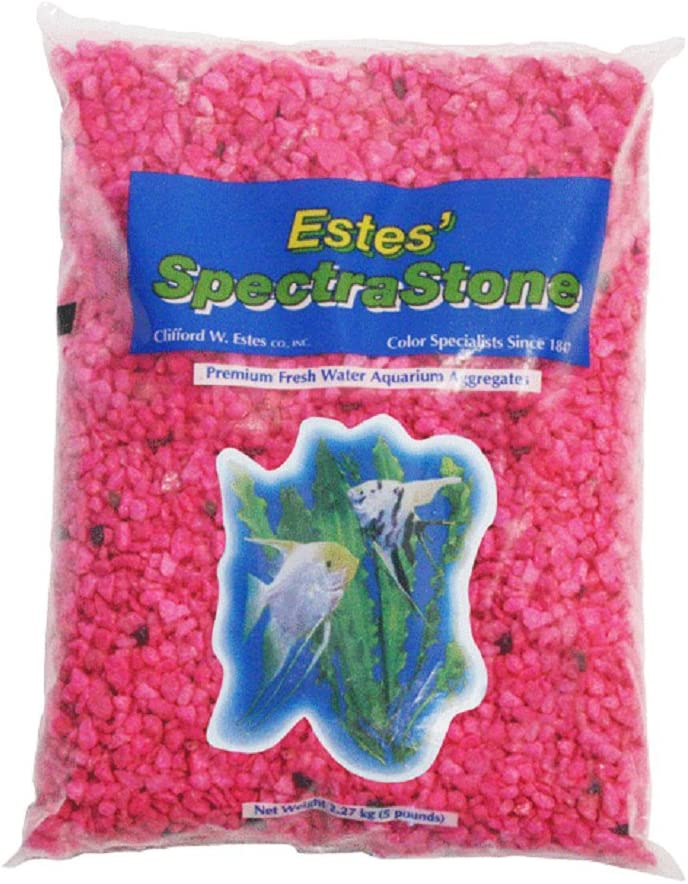 Japan's largest assortment Estes' Permaglo Pink 5 At the price of surprise 5lb