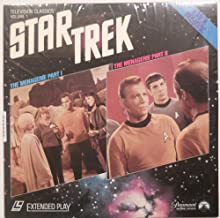 Star Trek Volume 1 - The Menagerie Part I & II (Laserdisc)