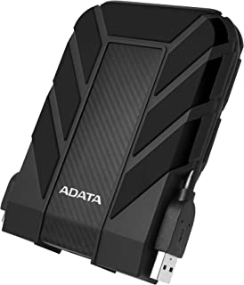ADATA HD710 5TB Durable Shockproof External Hard Drive, Black