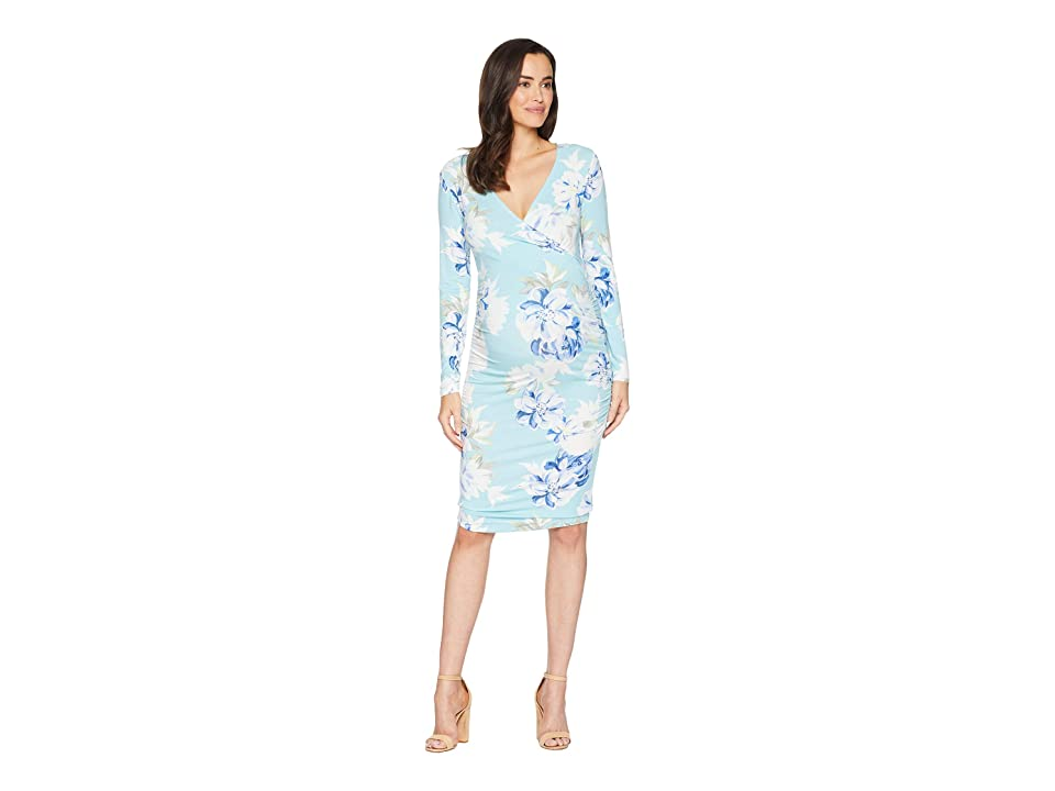 Yumi Kim Maternity 5th Ave Dress (Wanderlust Jade) Women
