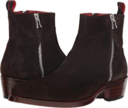 Rebel Riot Double Zip Boot