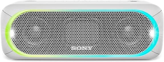Sony SRSXB30/WHT XB30 Portable Wireless Speaker with Bluetooth, Grey