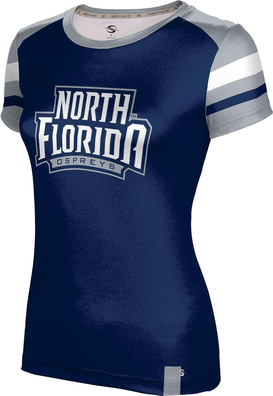ProSphere University of North Florida Girls' Performance T-Shirt (Old School)