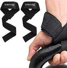 Strauss PT Cotton Wrist Support, Pack of 2 (Black)