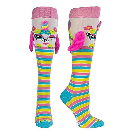 99dcf3aef KIDS Cute Animal 3D Socks  Unicorn