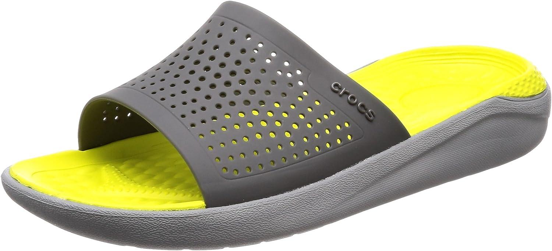 Crocs Crocs Crocs Badelatschen grau 43-44  468721