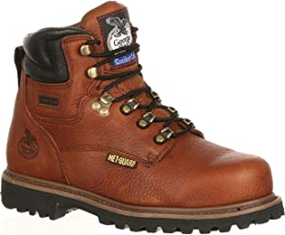 Men's Georgia Boots Hammer Internal Metatarsal Steel Toe Work Boots