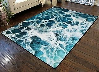 Large Area Runner Rug Movie Mat Part of Original epoxy Resin Art Macro Photo Non-Slip Floor Mat Doormats Indoor Outdoor Ca...