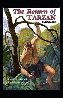 The Return of Tarzan Annotated