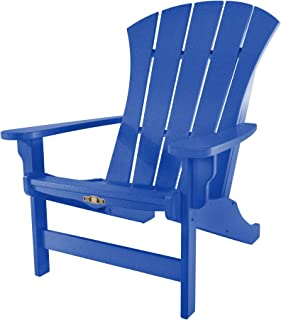 Original Pawleys Island SRAC1BLU Durawood Sunrise Adirondack Chair, Blue