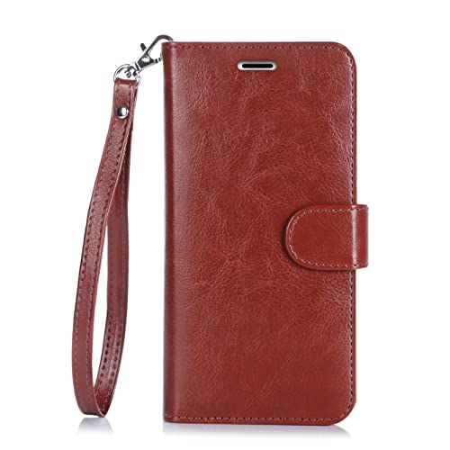 940627015154 FYY Luxury PU Leather Wallet Case for Galaxy Note 5