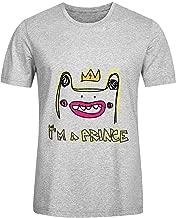 Im A Prince Men O Neck Graphic Tee