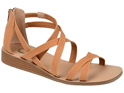 Journee Collection Lanza Sandal