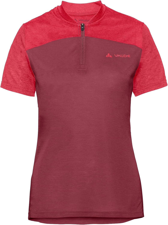 (38, red cluster) - Vaude Women's Tremalzo Shirt Iv T-Shirt