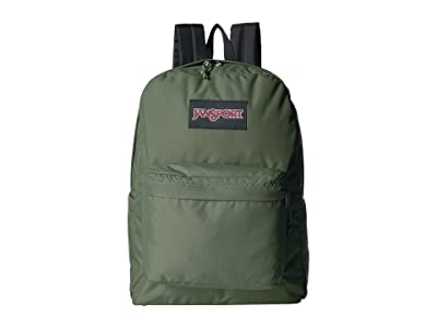 JanSport Ashbury (New Olive) Backpack Bags