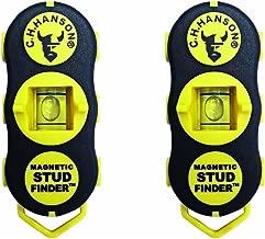 CH Hanson 03040 Magnetic Stud Finder - 2 Pack