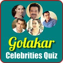 Golakar Celebrities Quiz Game