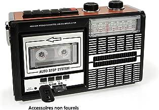 Amazon.es: radio cassette - Ricatech