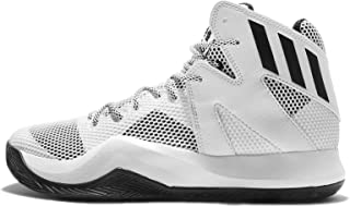 adidas Performance Mens Crazy Bounce Basketball Shoes - White