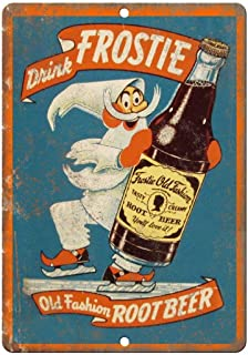 Ohuu Frostie Old Fashion Root Beer Ad 12