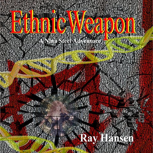 Ethnic Weapon audiobook cover art