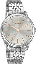 Sonata Analog Silver Dial Women's Watch-8170SM02