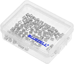 BCP pack of 50 Mini Micro 3.6 x 10mm Fast Blow Glass Fuse (3.6x10mm 5A)