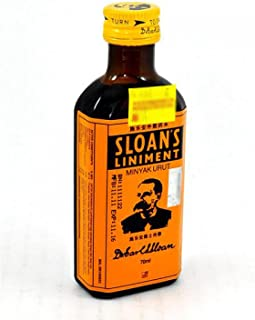 Sloan's Pain Killer Liniment/ Oil for Instant Relief - 70 Ml